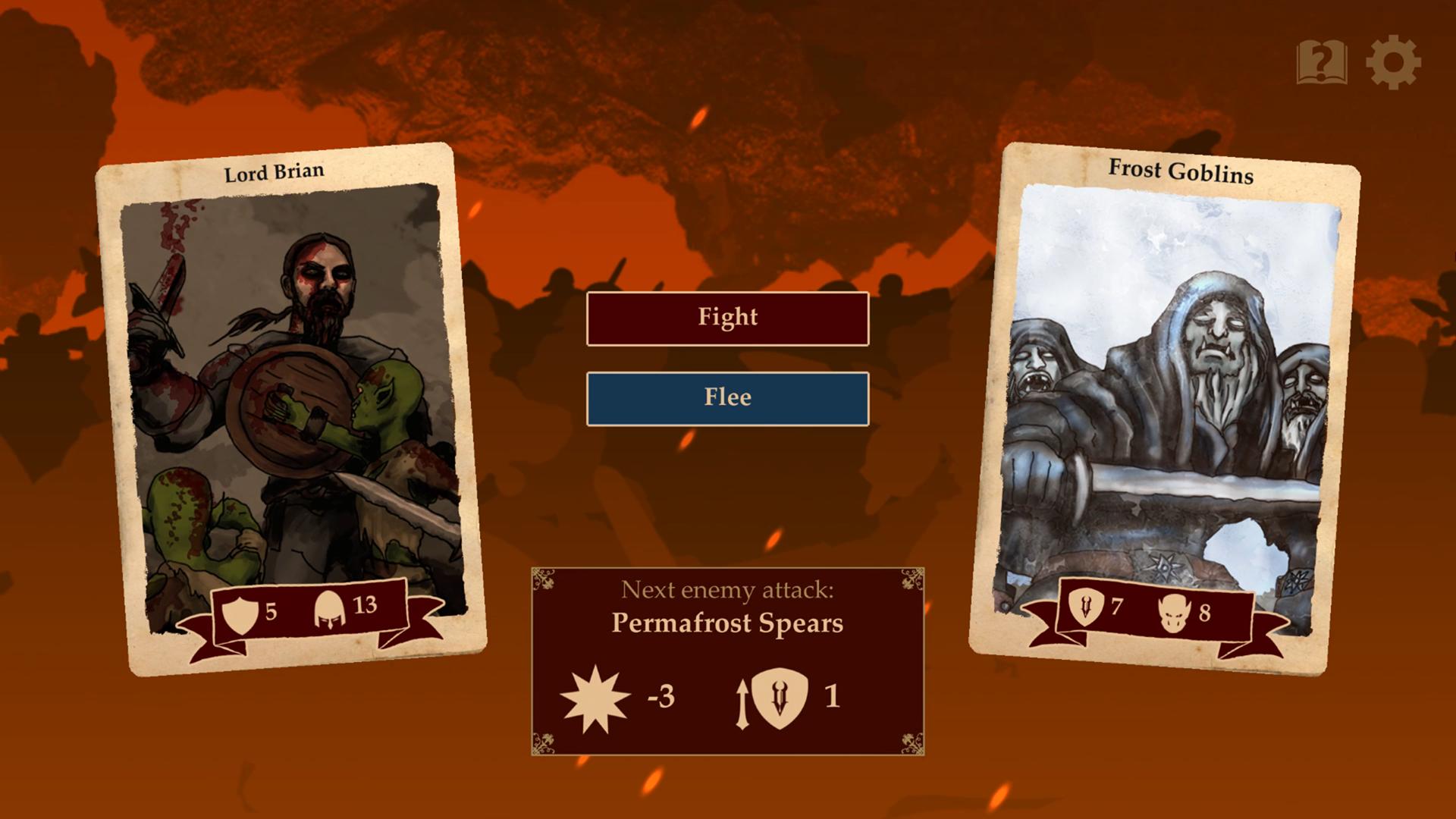 Vulgord's Tower Battle Frost Goblins