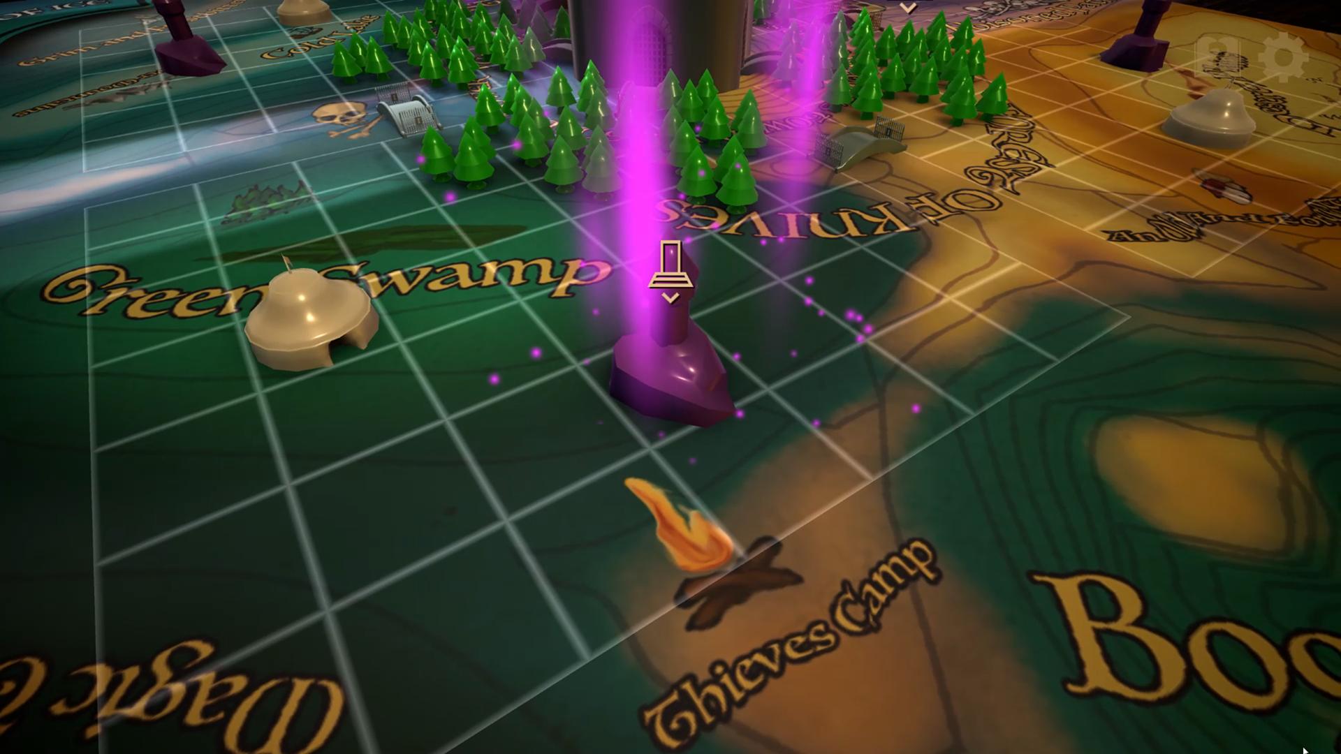 Vulgord's Tower Cast a Spell