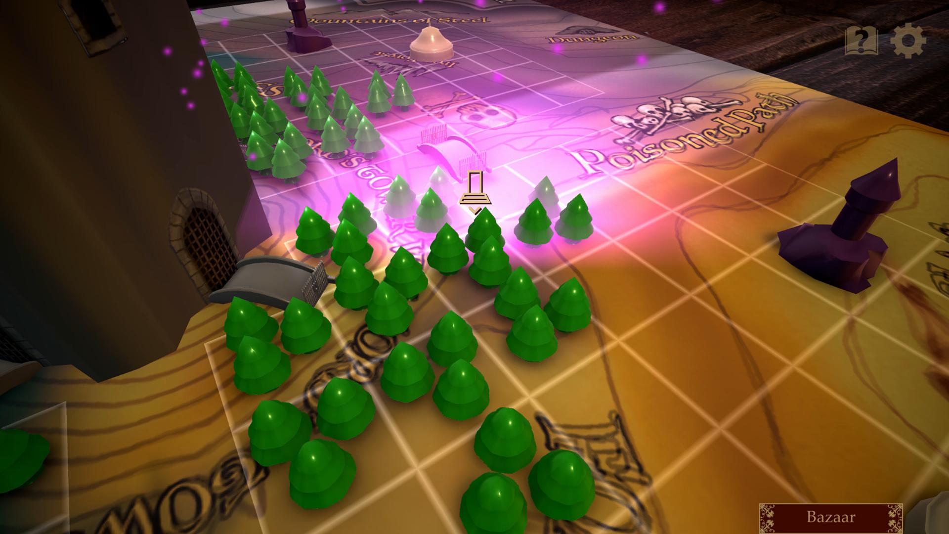 Vulgord's Tower Cast Spell Magic