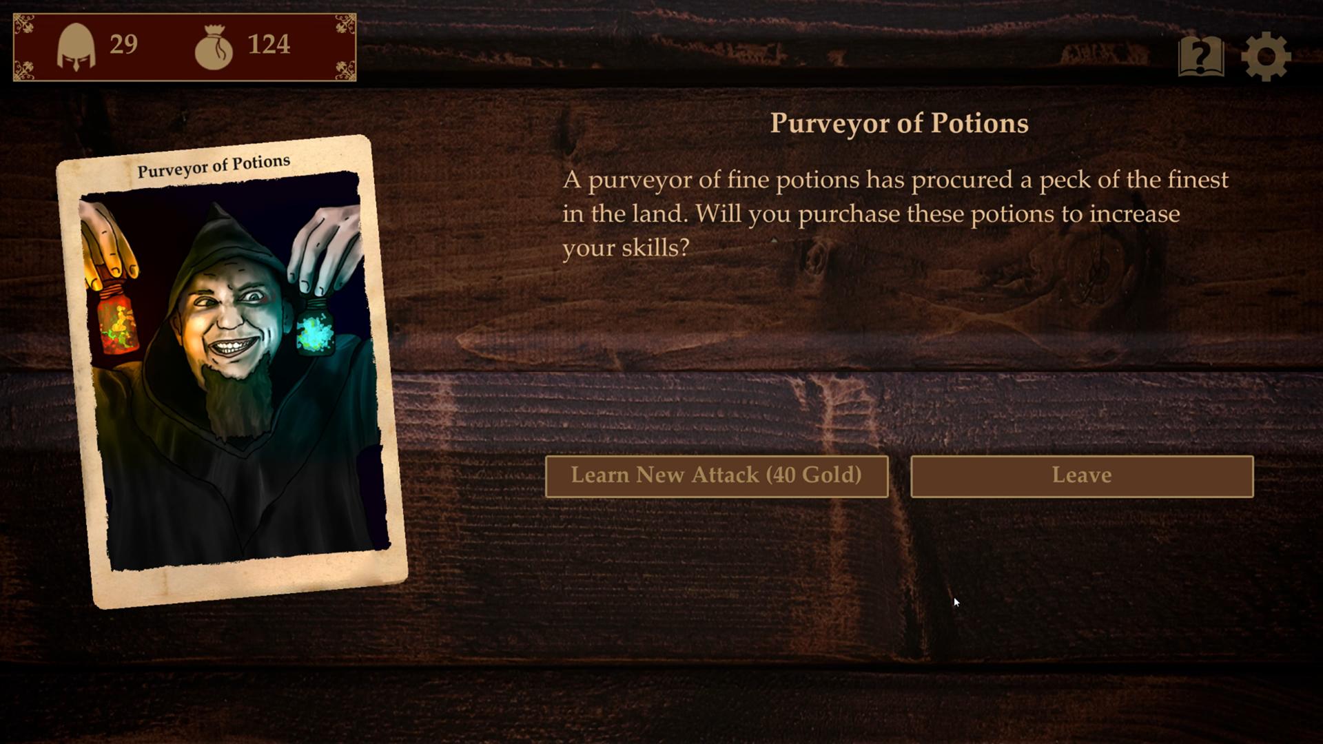 Vulgord's Tower Event Card - Purveyor of Potions