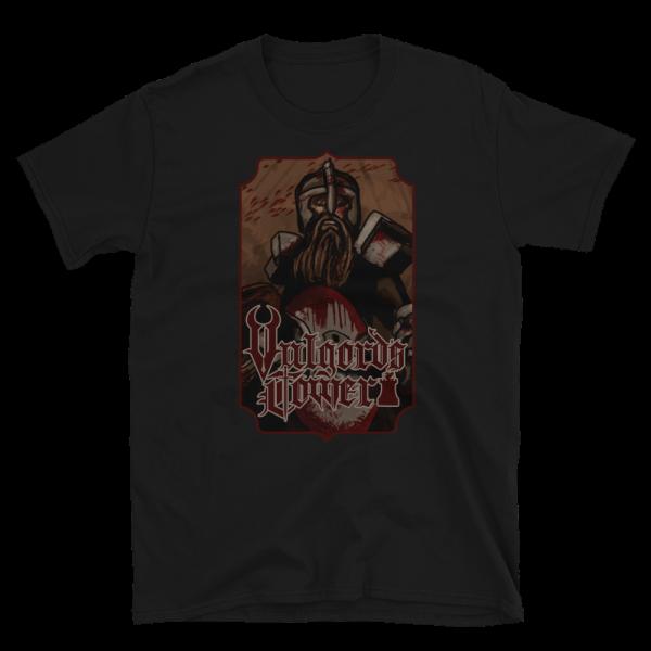 Vulgord's Tower Warrior T-Shirt - Black