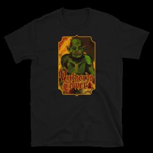 Vulgord's Tower Goblin T-Shirt - Black
