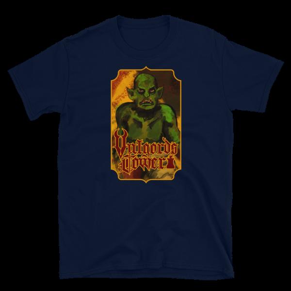 Vulgord's Tower Goblin T-Shirt - Navy