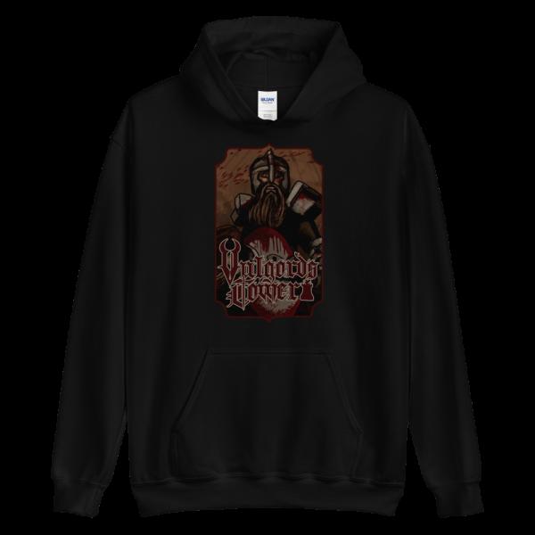 Vulgord's Tower Warrior Hoodie - Black