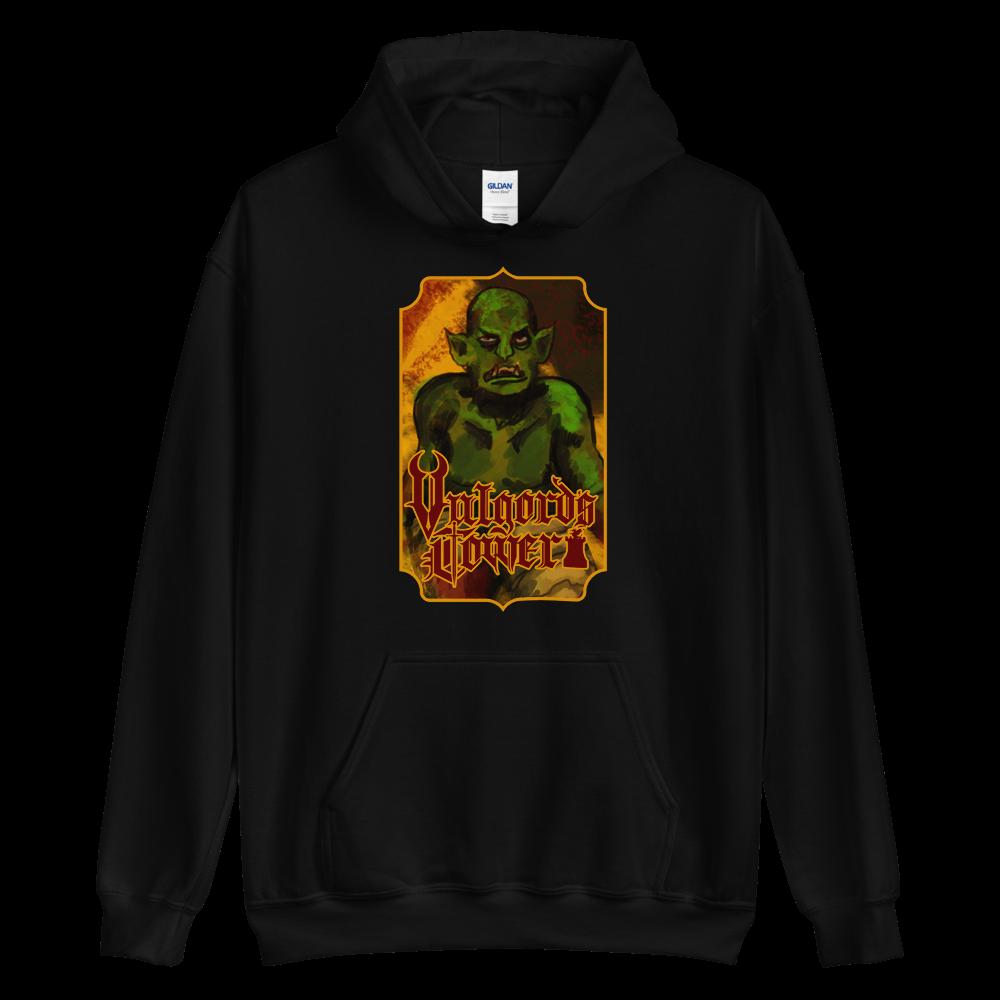 Vulgord's Tower Goblin Hoodie - Black