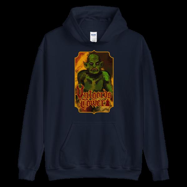 Vulgord's Tower Goblin Hoodie - Navy