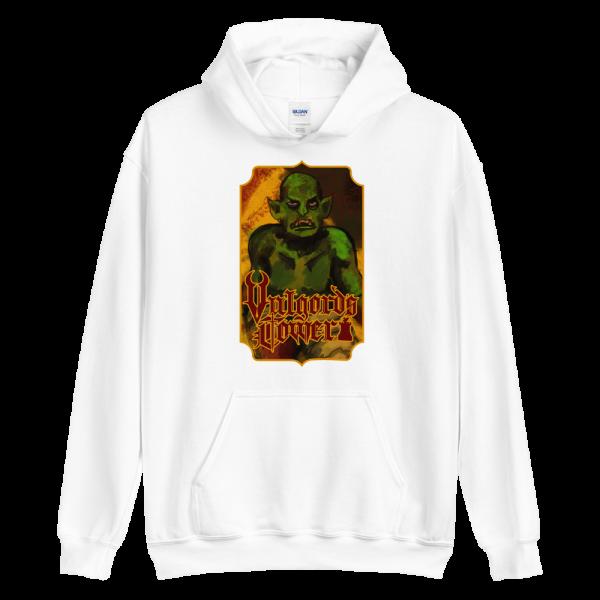 Vulgord's Tower Goblin Hoodie - White