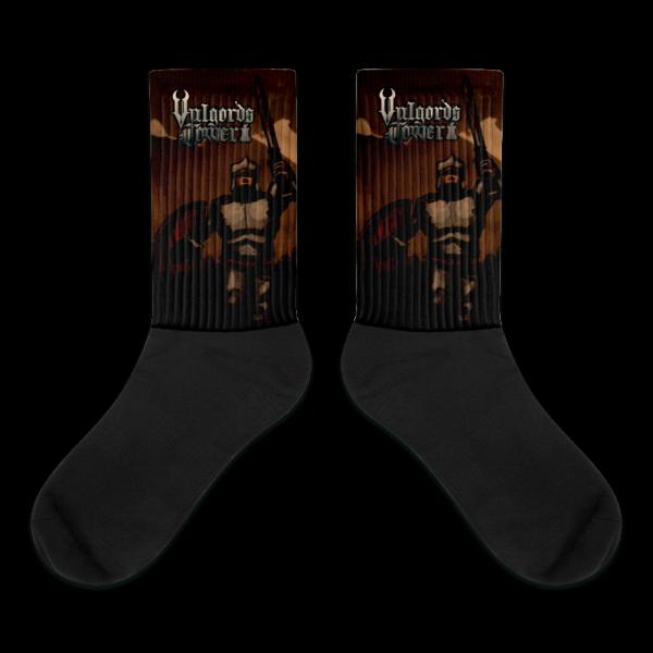 Vulgord's Tower Victory Socks