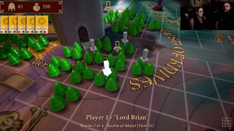 Vulgord's Tower Developer Livestream on Twitch