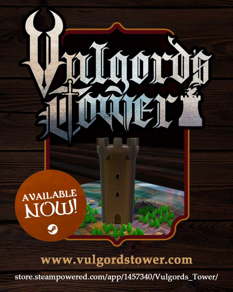 Vulgord's Tower Available Now - August 10, 2021